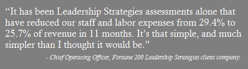 Assessment Solutions - Leadership Strategies